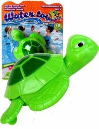 PŁYWAJĄCY ŻÓŁWIK Zabawka do Kąpieli WODY