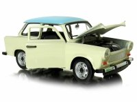 TRABANT Auto METALOWY MODEL Welly 1:24