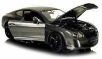 BENTLEY CONTINENTAL SUPERSPORTS Welly 1:24 Metal Model