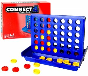 Gra Logiczna CONNECT 4 RODZINNA Puzzle Game