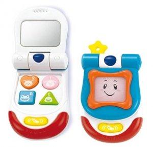 Uśmiechnięty TELEFON komórkowy dla Malucha Smily Play 0618