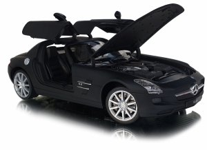 MERCEDES BENZ SLS AMG Auto Welly METALOWY MODEL 1:24