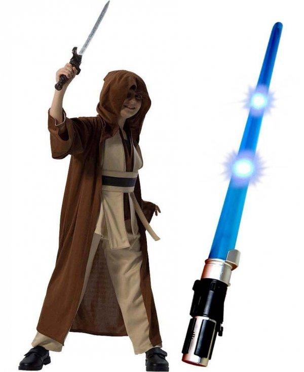 RYCERZ JEDI Strój KARNAWAŁOWY Star Wars 128