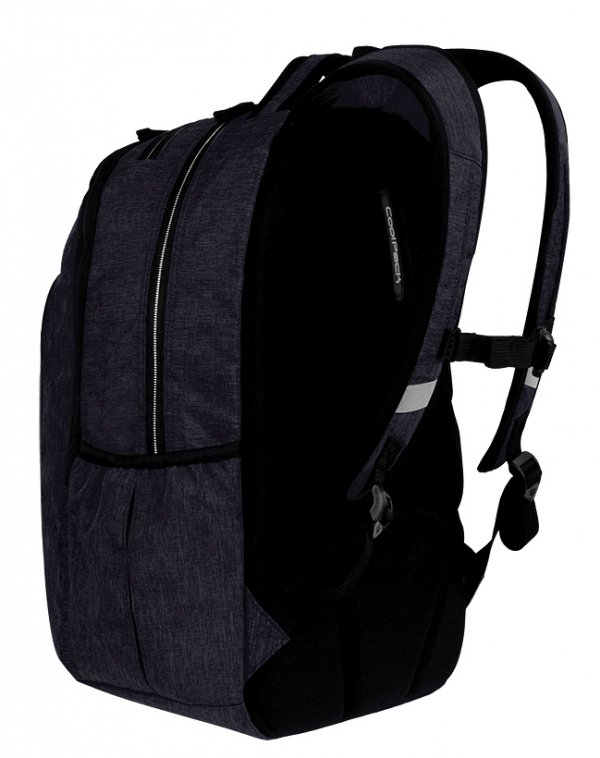 PLECAK CoolPack MERCATOR Snow Black 88664 31L