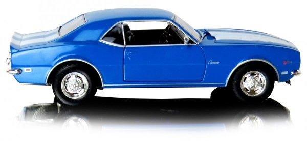 1968 CHEVROLET CAMARO Z28 Auto Metal Welly 1:24