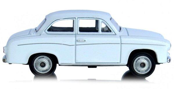 METALOWY Model PRL SYRENA 105 SYRENKA Auto Welly 1:60