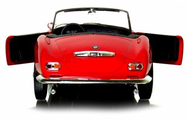 BMW 507 Auto METALOWY MODEL Welly 1:34