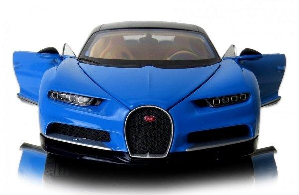 METALOWY MODEL Bugatti Chiron AUTO Welly 1:24