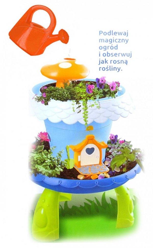 MAGICZNY OGRÓDEK Edukacyjny NATALIA Domek dla kwiatów