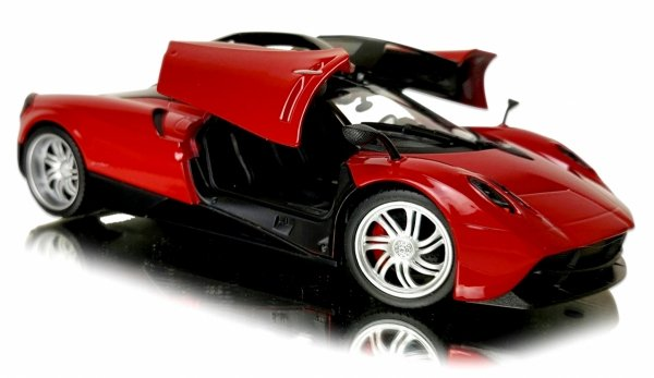 PAGANI HUAYRA Auto METAL MODEL Welly 1:24
