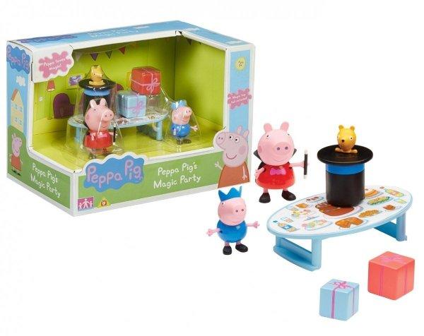 Świnka PEPPA Przyjęcie Urodzinowe FIGURKI TmToys