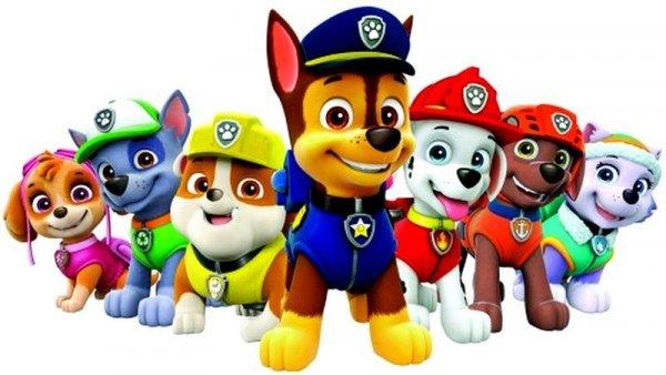 Gra Zręcznościowa NIE UPUŚĆ CHASE,A Psi Patrol Spin Master