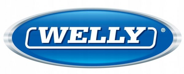 SUBARU IMPREZA WRX STI Auto METALOWY MODEL Welly 1:34
