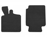Dywaniki gumowe czarne Smart ForTwo 1998-2007