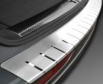 VW PASSAT B8 4D SEDAN od 2014 Nakładka z zagięciem na zderzak (stal)