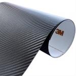 Folia Carbon Czarny 3M CA421 30x100cm