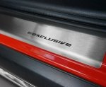 FIAT CROMA od 2005 Nakładki progowe STANDARD mat 4szt