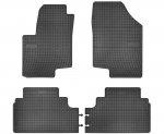 Dywaniki gumowe czarne HYUNDAI ix20 od 2010 | KIA Venga od 2009