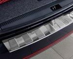 BMW 3 (F31) Touring od 2012 Nakładka na zderzak TRAPEZ Satin