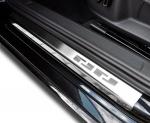 BMW 3 (E46) 4D SEDAN | KOMBI 1998-2005 Nakładki progowe - stal [ 2szt ]