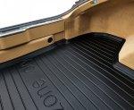 Mata bagażnika gumowa SKODA Kodiaq od 2016 wersja 7 osobowa (złożony 3 rząd siedzeń)