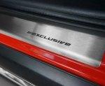 VW GOLF IV 3D HATCHBACK 1997-2003 Nakładki progowe STANDARD mat 2szt
