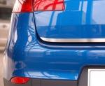 MITSUBISHI LANCER X 4D SEDAN od 2007 Listwa na klapę bagażnika (matowa)