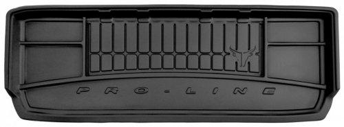 Mata bagażnika gumowa FIAT Freemont 2011-2016 wersja 7 osobowa (rozłożony 3 rząd siedzeń) wersja z organizerem