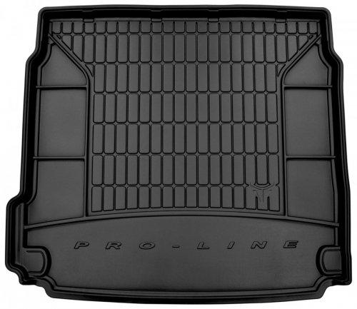 Mata bagażnika gumowa PEUGEOT 508 II SW od 2018 z kołem dojazdowym (niepełnowymiarowe), z systemem nagłaśniającym