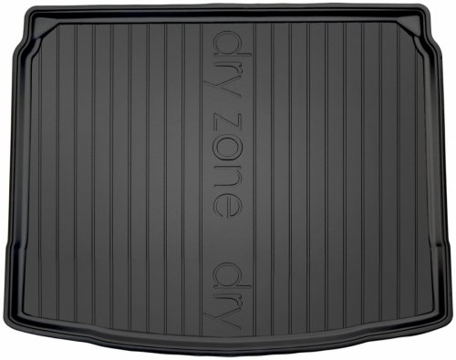 Mata bagażnika gumowa SKODA Karoq od 2017 dolna podłoga bagażnika do modeli z wyjmowanymi siedzeniami