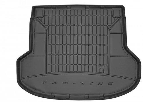 Mata bagażnika gumowa KIA Proceed od 2018 wersja z bocznymi wnękami, bez subwoofer