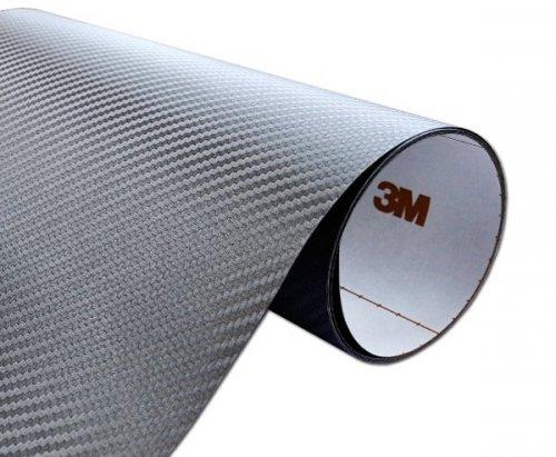 Folia Carbon Grafit 3M CA420 30x150cm