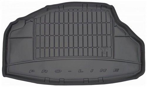 Mata bagażnika gumowa INFINITI Q50s od 2013 z silnikiem 3.5 Hybryda