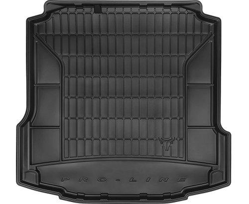 Mata bagażnika gumowa SKODA Rapid Liftback od 2012 bez bocznych kieszeni