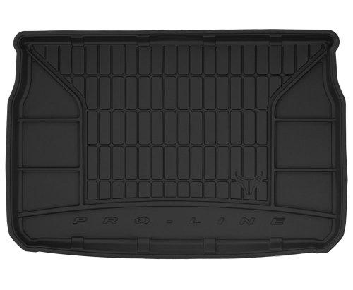 Mata bagażnika gumowa PEUGEOT 208 od 2012 wersja bez subwoofer'a