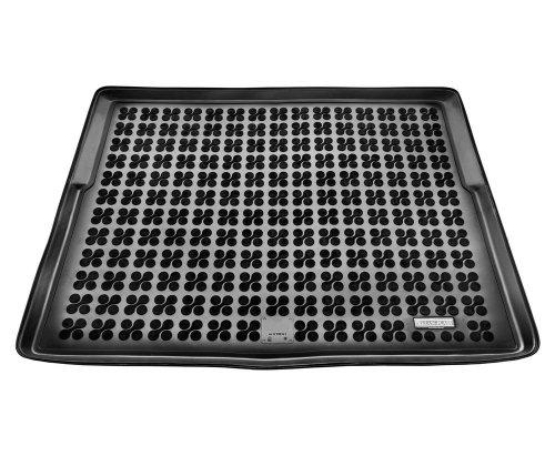 Mata Bagażnika Gumowa Citroen C4 Picasso 2013-2018 / C4 SpaceTourer od 2018 wersja z kołem dojazdowym (niepełnowymiarowe)