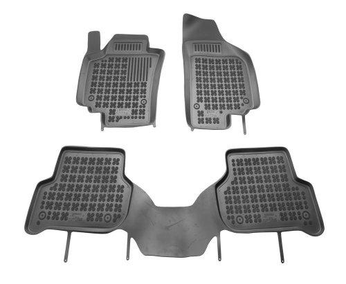 Dywaniki korytka gumowe Seat Altea XL od 2006