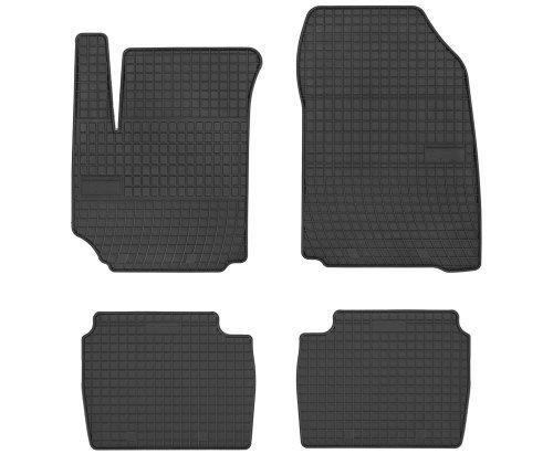 Dywaniki gumowe czarne FIAT Croma 2005-2011