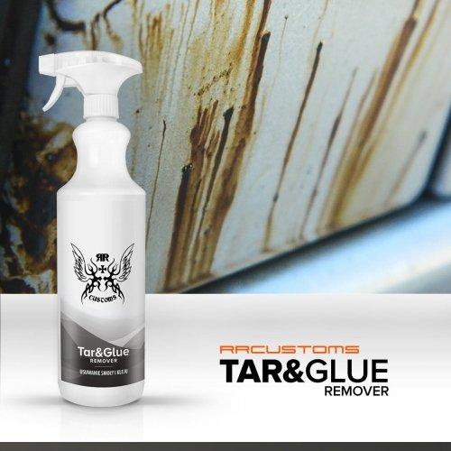 RRC TAR&GLUE REMOVER 1L usuwa smołę asfalt