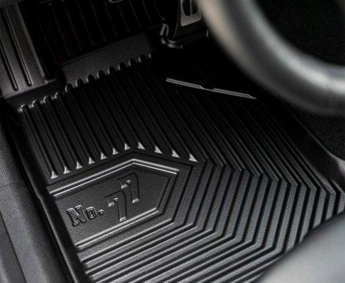 Dywaniki gumowe No.77 do Audi Q3 I 2011-2018