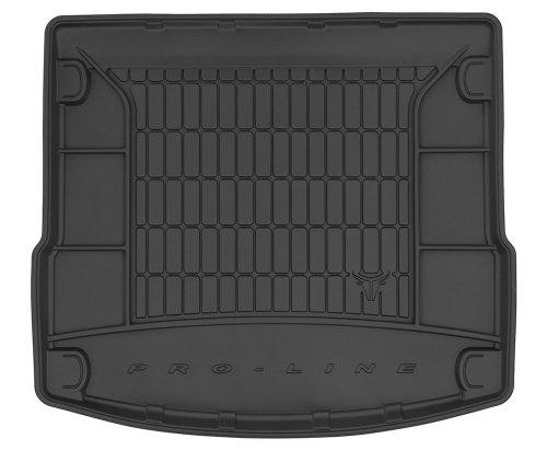 Mata bagażnika gumowa PORSCHE Macan od 2013 nie pasuje do wersji z szynami