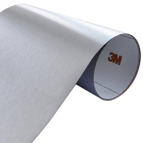Folia Szczotkowane Aluminium 3M ME904 122x40cm