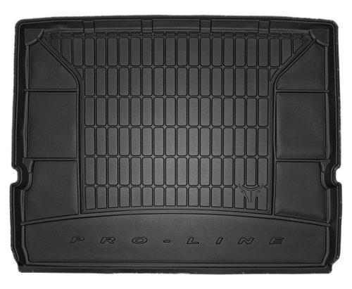 Mata bagażnika gumowa FORD S-MAX I 2006-2015 wersja 7 osobowa (złożony 3 rząd siedzeń)