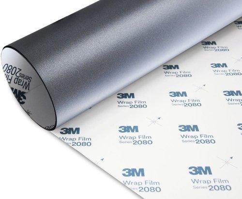 Folia Szary Mat Metallic 3M M261 2080 152x100cm
