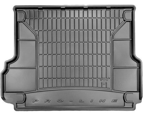 Mata bagażnika gumowa TOYOTA Land Cruiser J150 2009-2019 wersja 7 osobowa