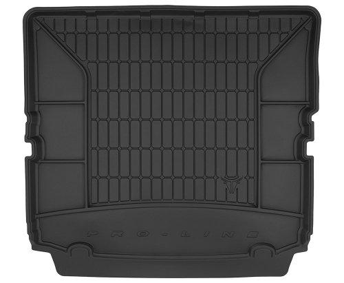 Mata bagażnika gumowa OPEL ZAFIRA B 2005-2014 wersja 7 osobowa