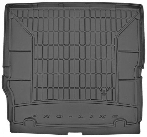 Mata bagażnika gumowa OPEL Zafira A 1999-2005 wersja 7 osobowa (złożony 3 rząd siedzeń)