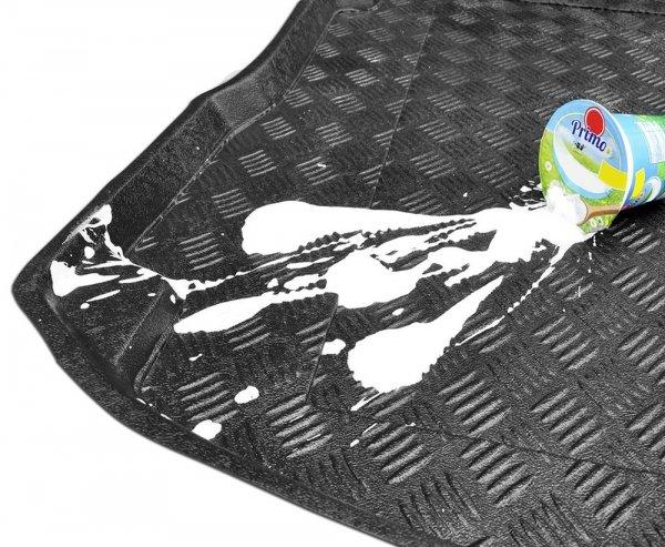 * Mata do bagażnika Standard Toyota Auris HB od 2012 z pakietem komfort, dolna podłoga bagażnika
