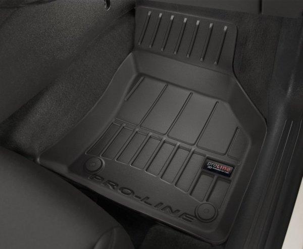 Dywaniki gumowe 3D do Toyota C-HR od 2016