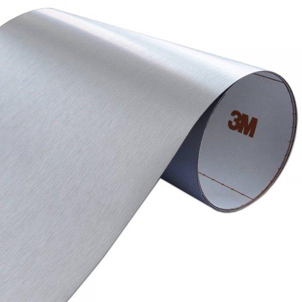 Folia Szczotkowane Aluminium 3M ME904 30x100cm